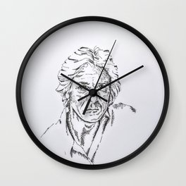 Dustin Huffman Wall Clock