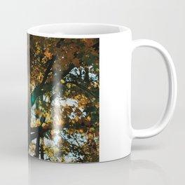 Fall Sun Coffee Mug