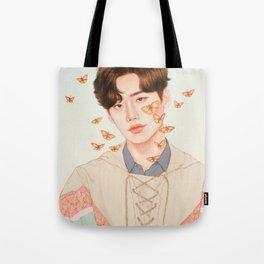 flutter by, fly high [lee jongsuk] Tote Bag