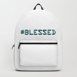 #Blessed Backpack