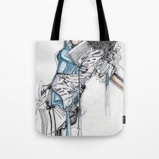 State of Undress Tote Bag