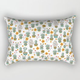 Floral Sunshines Rectangular Pillow