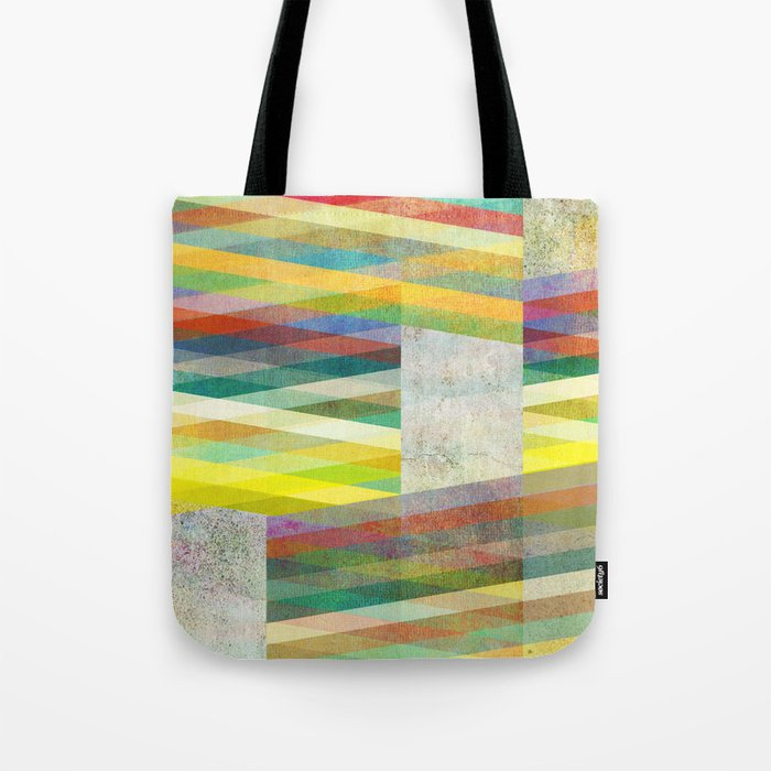 Graphic 9 Tote Bag