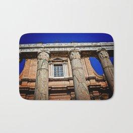 The Temple of Antonius & Faustina Bath Mat