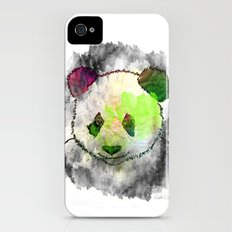 Marshmallow Panda Syndrome iPhone (4, 4s) Slim Case