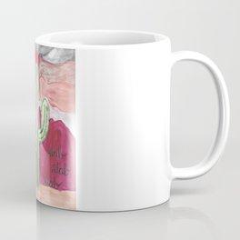 Stab Cactus or m7a Coffee Mug