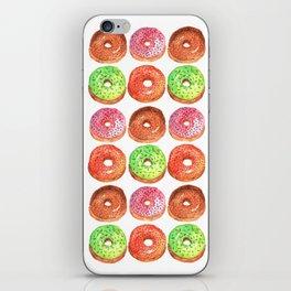 Donut Patrol iPhone Skin