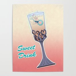 Sweet Drink Poster