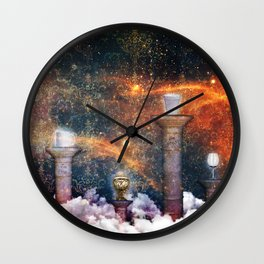 Ego Wall Clock