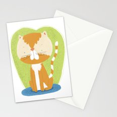 Tommy The Cat Stationery Cards