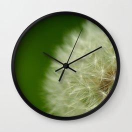 Dafodil seeds Wall Clock