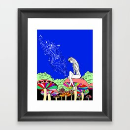 detachment Framed Art Print