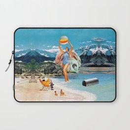 Poseidon in Love Laptop Sleeve
