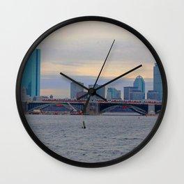 City Views Wall Clock