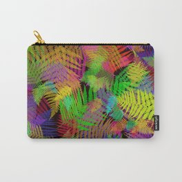 Fern Color Carry-All Pouch