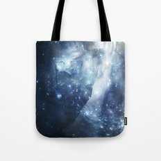 Divine Touch Tote Bag