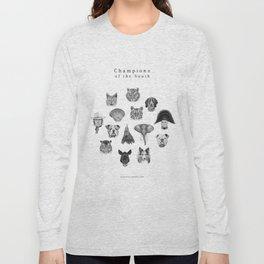 SEC Mascots Long Sleeve T-shirt
