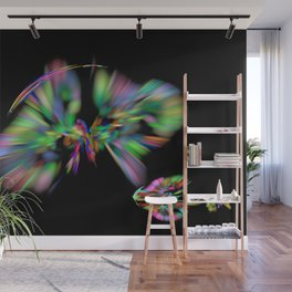 Rainbow colors Wall Mural
