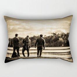 Appalachian Trail Rectangular Pillow