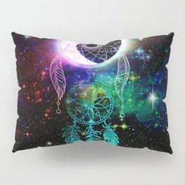 Cosmic Dream Catcher Pillow Sham