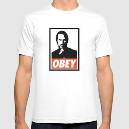 Obey Steve Jobs T-shirt