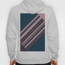 Rose stripes Hoody