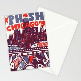 phish chicago 94 2021 Stationery Cards