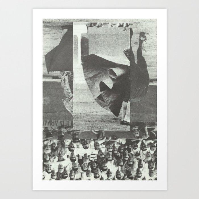 El Gallo  Art Print