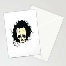 Deadouard aux mains d'argent Stationery Cards