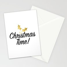 CHRISTMAS TIME! Stationery Cards
