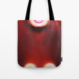 """""""boob"""" from Chocolate Summers by House of Munroe Tote Bag"""