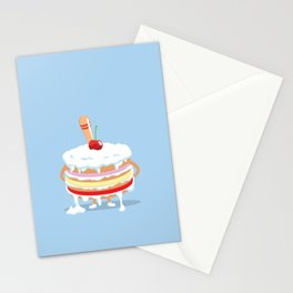 Come take a bite Stationery Cards