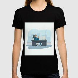 Big Boss - National Boss Day 2 T-shirt