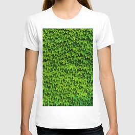 Greenery Luck (Color) T-shirt