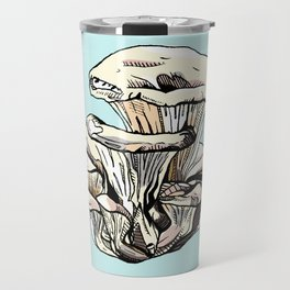 Creamy Oyster Travel Mug