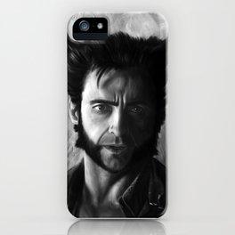 Hugh iPhone Case