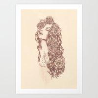 Autolatry Art Print