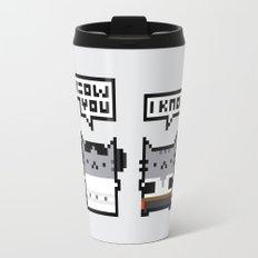 I Meow You - Cat Wars Travel Mug