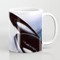 river song Mugs featuring Song by Alanna791