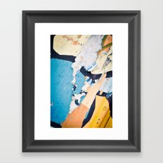 Urban (De)composition Framed Art Print
