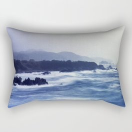 Typhoon in Japan #1 Rectangular Pillow