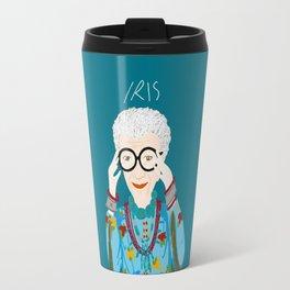 iris apfel vol.1 Travel Mug