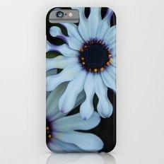 Purple and white Slim Case iPhone 6s