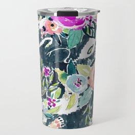 SNAKE IN THE GARDEN Travel Mug