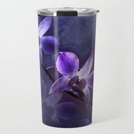 Orchids in the Moonlight Travel Mug