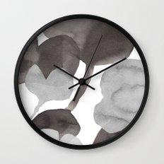 Autumn flowers 5 Wall Clock
