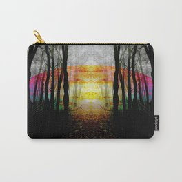 Rainbow Path To Imagination Carry-All Pouch