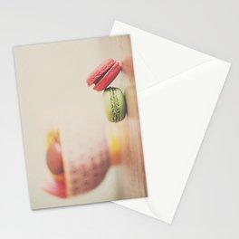 a macaron still life ... Stationery Cards