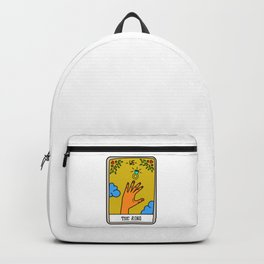 THE RING #Tarot Card Backpack