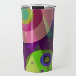 Abstract #512 Travel Mug
